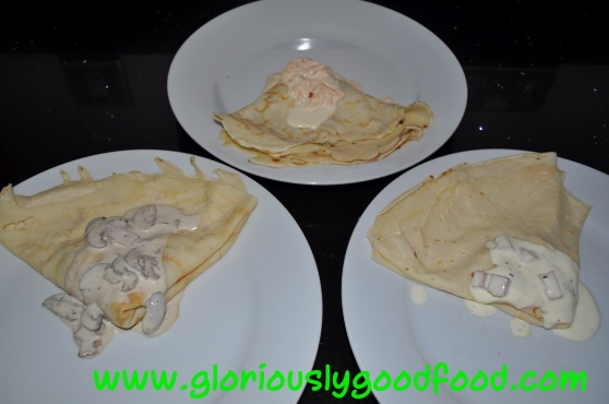 Pancakes | Crêpes | Savoury Pancakes | Sweet Pancakes | Savoury Crêpes | Galettes | Pancake Day | Shrove Tuesday
