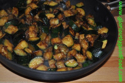 Pan-fried Courgettes | Pan-fried Zucchini