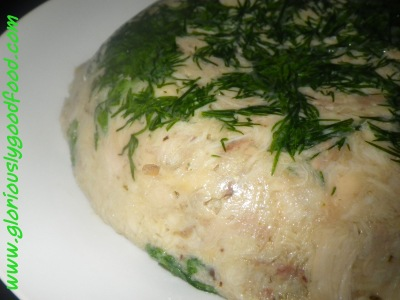Chicken Terrine | Chicken Pate