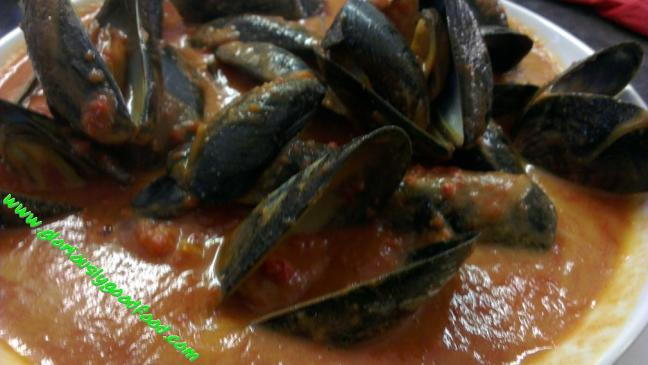 CafeMed at the Market | Doncaster Market | Catalan Mussels