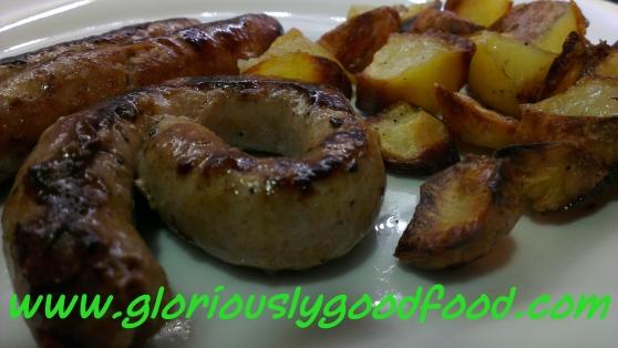 Sardinian Sausage Cooked | Salsiccia Fresca | S'Artizzu