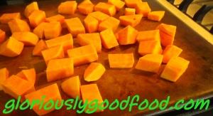 roast sweet potato