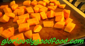 roast sweet potato