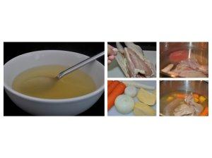 Chicken Stock | Brodo di Gallina | Hen Stock | Hen Broth | Chicken Broth