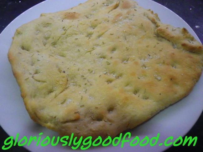 Focaccia | White Pizza