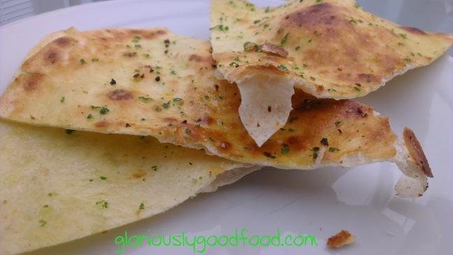 Tortilla Garlic Bread | Quick Garlic Bread
