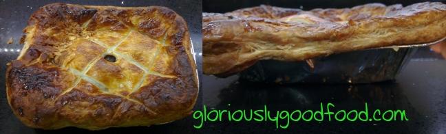 Damn Delicious | Aberdeen Angus Steak Pie | Fresh from the Oven