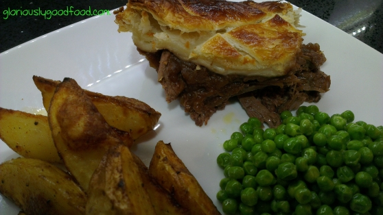 Aberdeen Angus Steak Pie | Damn Delicious | Slice