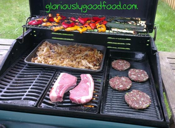 Damn Delicious | Aberdeen Angus Steak Burgers | Free Range Pork Loin Chops