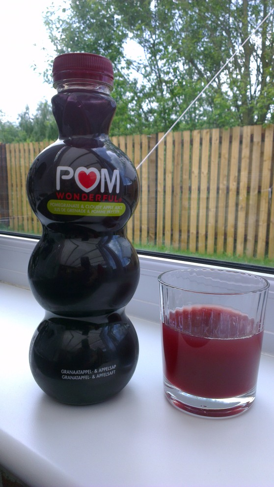 POM Pomwonderful Pomegranate and Cloudy Apple Juice | Review