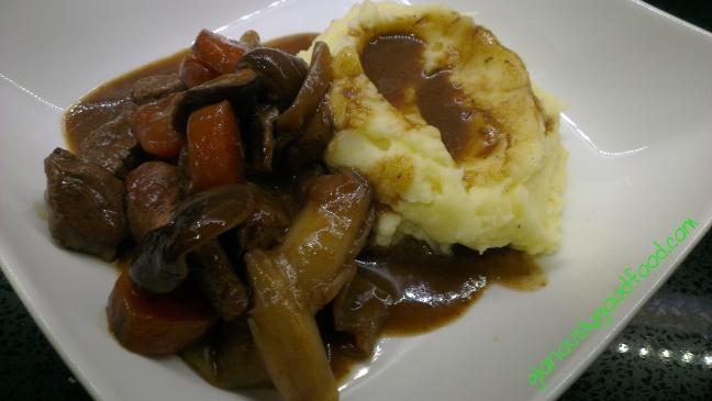 Aberdeen Angus Beef Stew