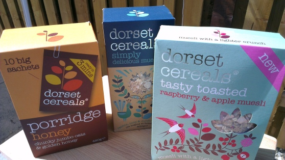 Dorset Cereals | Happiness Begins at Breakfast