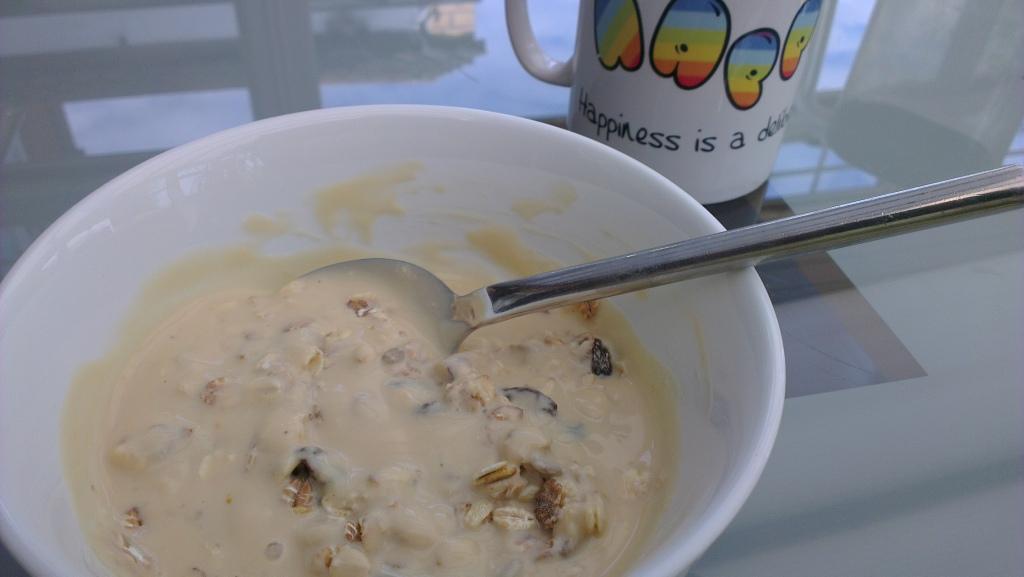 Dorset Cereals with Toffee Yoghurt
