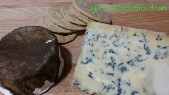 Review | The Cheese Market | Organic Bath Blue