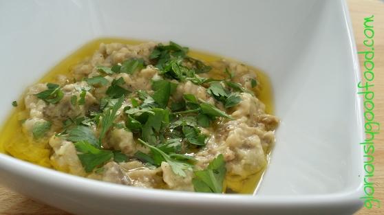 Baba Ganoush | Aubergine Dip | Eggplant Dip