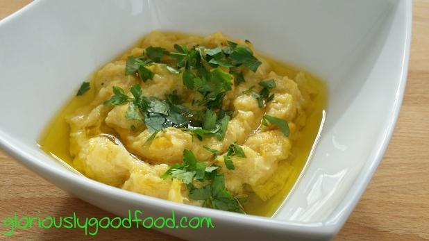 Marrow Dip   Marrow Recipe   Vegetable Marrow