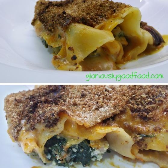 Chicken Spinach Ricotta Cannelloni 2