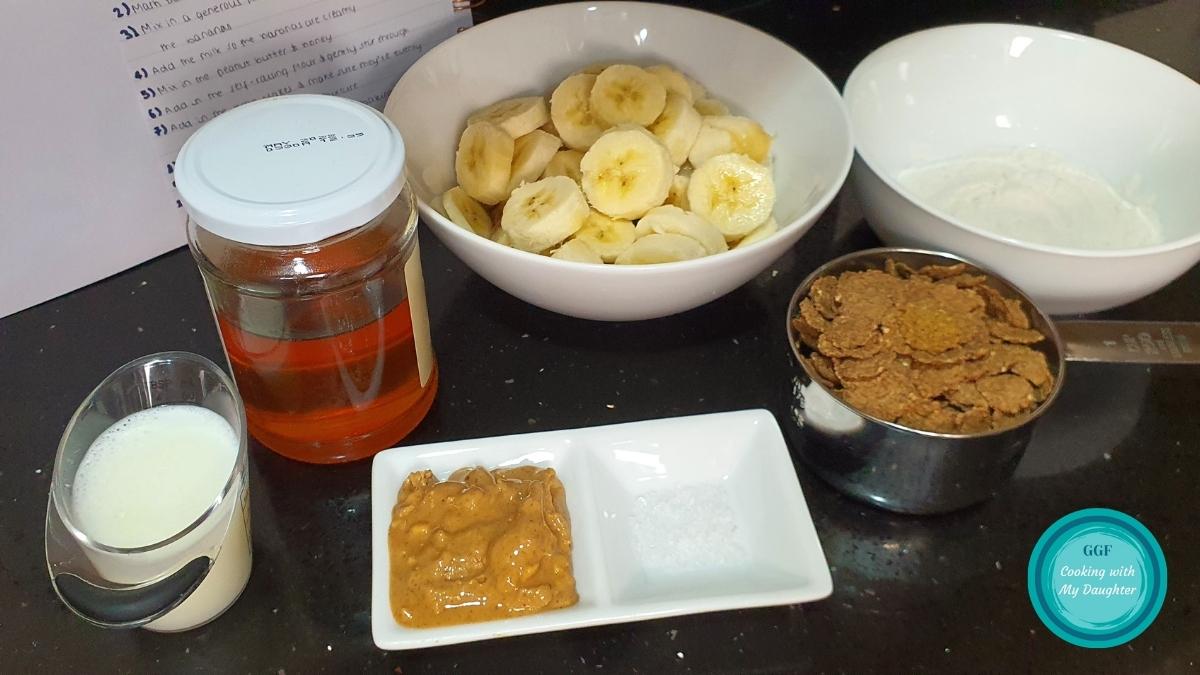 Hannah's Breakfast Biscuits Ingredients